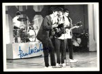1964 Topps Beatles Black and White #118  Paul McCartney  Front Thumbnail