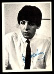 1964 Topps Beatles Black and White #94  Paul McCartney  Front Thumbnail