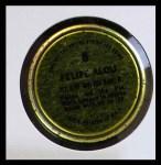 1971 Topps Coins #8  Felipe Alou  Back Thumbnail