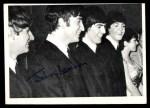 1964 Topps Beatles Black and White #148  John Lennon  Front Thumbnail