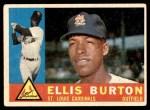 1960 Topps #446  Ellis Burton  Front Thumbnail