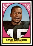1967 Topps #111  Dave Grayson  Front Thumbnail