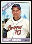 1966 Topps #476  Bobby Bragan  Front Thumbnail