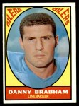1967 Topps #57  Danny Brabham  Front Thumbnail