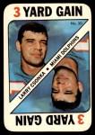 1971 Topps Game #30  Larry Csonka  Front Thumbnail