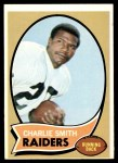 1970 Topps #199  Charlie Smith  Front Thumbnail