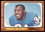 1966 Topps #32  Cookie Gilchrist  Front Thumbnail