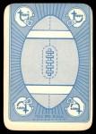 1971 Topps Game #45  MacArthur Lane  Back Thumbnail