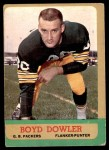 1963 Topps #88  Boyd Dowler  Front Thumbnail