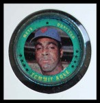 1971 Topps Coins #91  Tommie Agee  Front Thumbnail