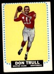 1964 Topps #87  Don Trull  Front Thumbnail