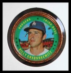 1971 Topps Coins #21  Billy Grabarkewitz  Front Thumbnail