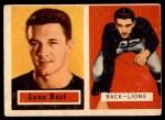 1957 Topps #118  Leon Hart  Front Thumbnail