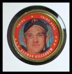 1971 Topps Coins #100  Harmon Killebrew  Front Thumbnail