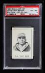 1950 Callahan Hall of Fame #5 B Chief Bender  Front Thumbnail