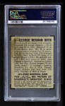 1949 Leaf #3  Babe Ruth  Back Thumbnail