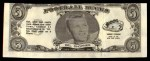 1962 Topps Football Bucks #29  Del Shofner  Front Thumbnail