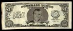 1962 Topps Football Bucks #37  John Arnett  Front Thumbnail