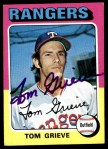 1975 Topps #234  Tom Grieve  Front Thumbnail