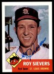 1991 Topps 1953 Archives #67  Roy Sievers  Front Thumbnail