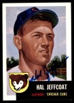 1991 Topps 1953 Archives #29  Hal Jeffcoat  Front Thumbnail