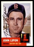 1991 Topps 1953 Archives #40  John Lipon  Front Thumbnail