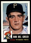 1991 Topps 1953 Archives #48  Bobby Del Greco  Front Thumbnail