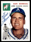 1994 Topps 1954 Archives #2  Gus Zernial  Front Thumbnail