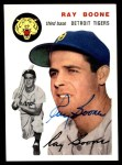 1954 Topps Archives #77  Ray Boone  Front Thumbnail