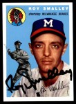 1954 Topps Archives #231  Roy Smalley  Front Thumbnail