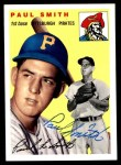 1994 Topps 1954 Archives #11  Paul Smith  Front Thumbnail