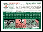 1994 Topps 1954 Archives #18  Walt Dropo  Back Thumbnail