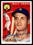 1954 Topps Archives #18  Walt Dropo  Front Thumbnail