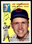 1994 Topps 1954 Archives #22  Jim Greengrass  Front Thumbnail