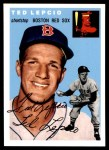 1994 Topps 1954 Archives #66  Ted Lepcio  Front Thumbnail