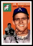 1954 Topps Archives #149  Jim Robertson  Front Thumbnail