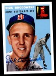 1954 Topps Archives #221  Dick Brodowski  Front Thumbnail
