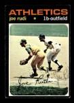 1971 Topps #407  Joe Rudi  Front Thumbnail