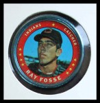 1971 Topps Coins #42  Ray Fosse  Front Thumbnail