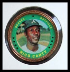 1971 Topps Coins #113  Rico Carty  Front Thumbnail