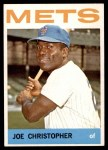 1964 Topps #546  Joe Christopher  Front Thumbnail