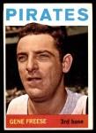 1964 Topps #266  Gene Freese  Front Thumbnail
