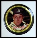 1964 Topps Coins #10  Tom Tresh  Front Thumbnail