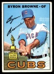1967 Topps #439  Byron Browne  Front Thumbnail