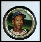 1964 Topps Coins #42   Ernie Banks   Front Thumbnail