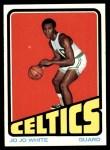 1972 Topps #45  Jo Jo White   Front Thumbnail
