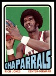 1972 Topps #199  Rich Jones   Front Thumbnail