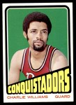 1972 Topps #231  Charlie Williams   Front Thumbnail