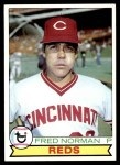1979 Topps #47  Fred Norman  Front Thumbnail