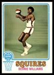 1973 Topps #257  Bernie Williams  Front Thumbnail